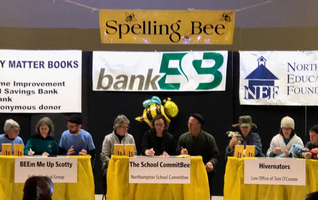 NEF Spelling Bee