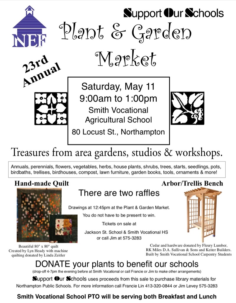 23rd Annual Plant and Garden Market